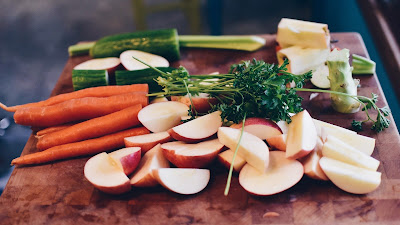 Kurang konsumsi sayur dan buah