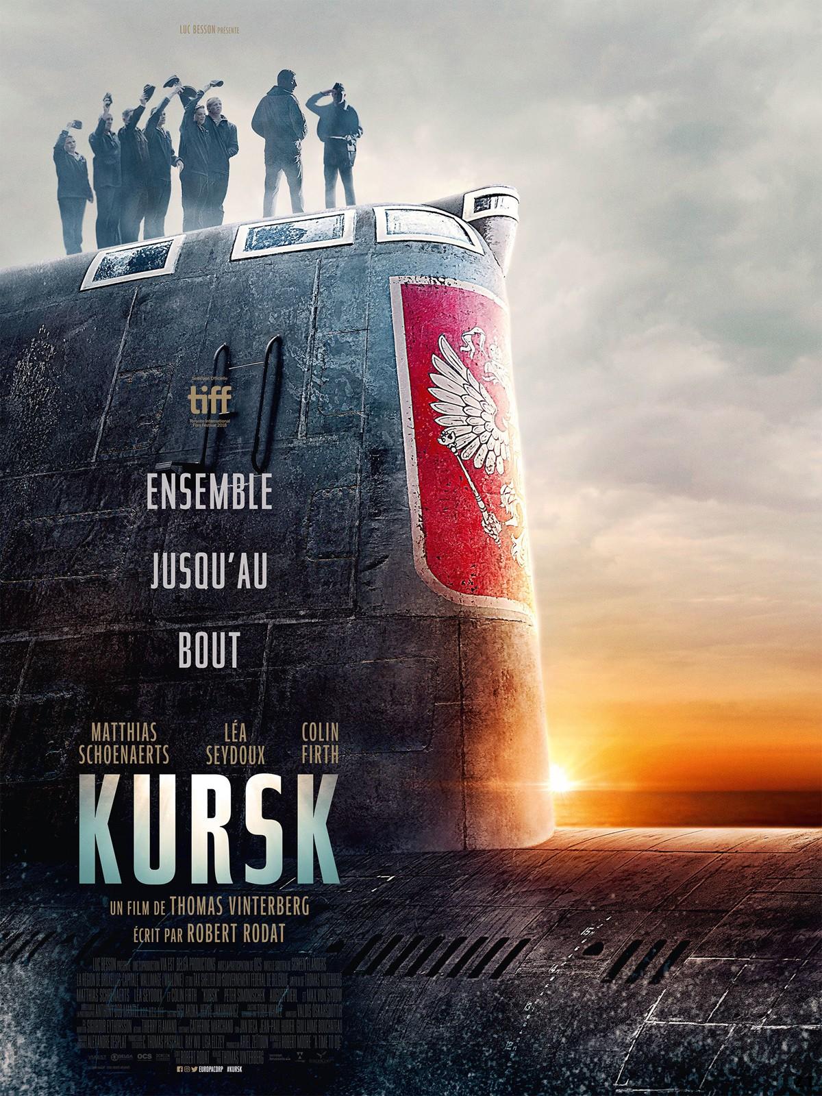 Kursk [HDRip] [Streaming] [Telecharger]