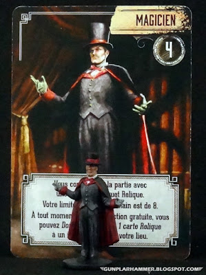 Painted fig Magician Cthulu pandemic