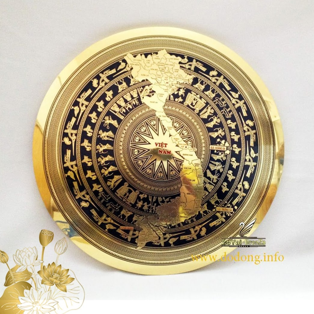 [A117] Mua mặt trống đồng bằng đồng vàng ở đâu uy tín?