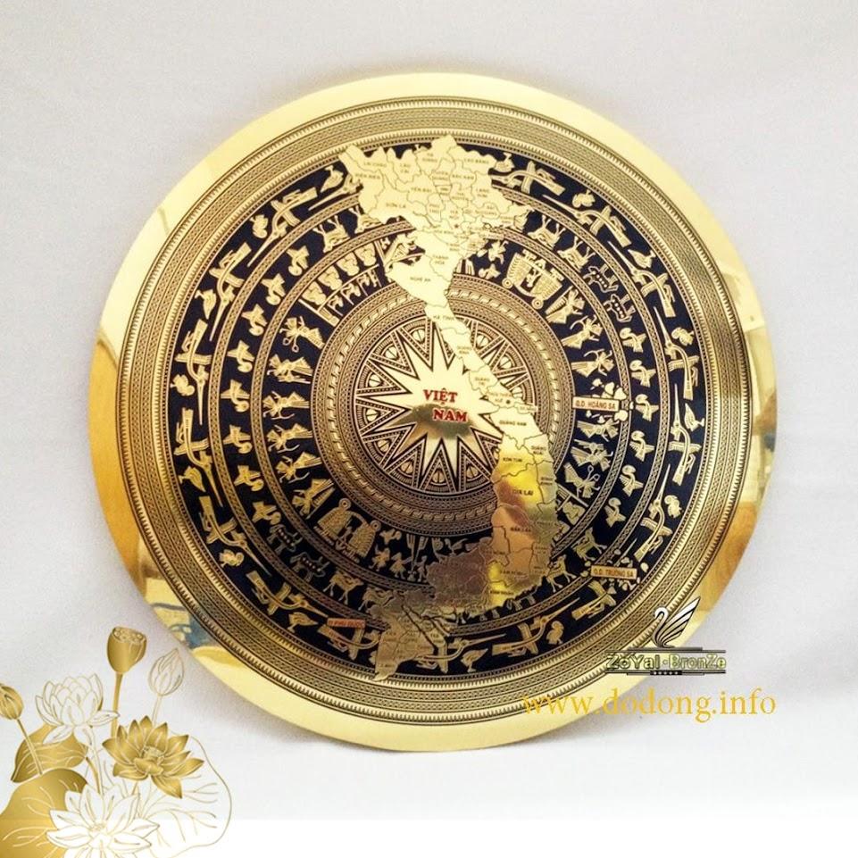 [A117] Trống đồng Ngọc Lũ: Quà tặng khách hàng cao cấp