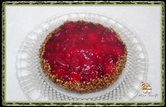 Torta de morangos 2