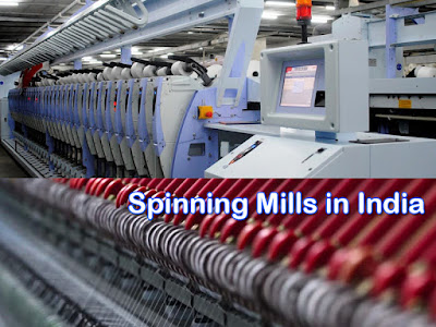 All spinning mills in India