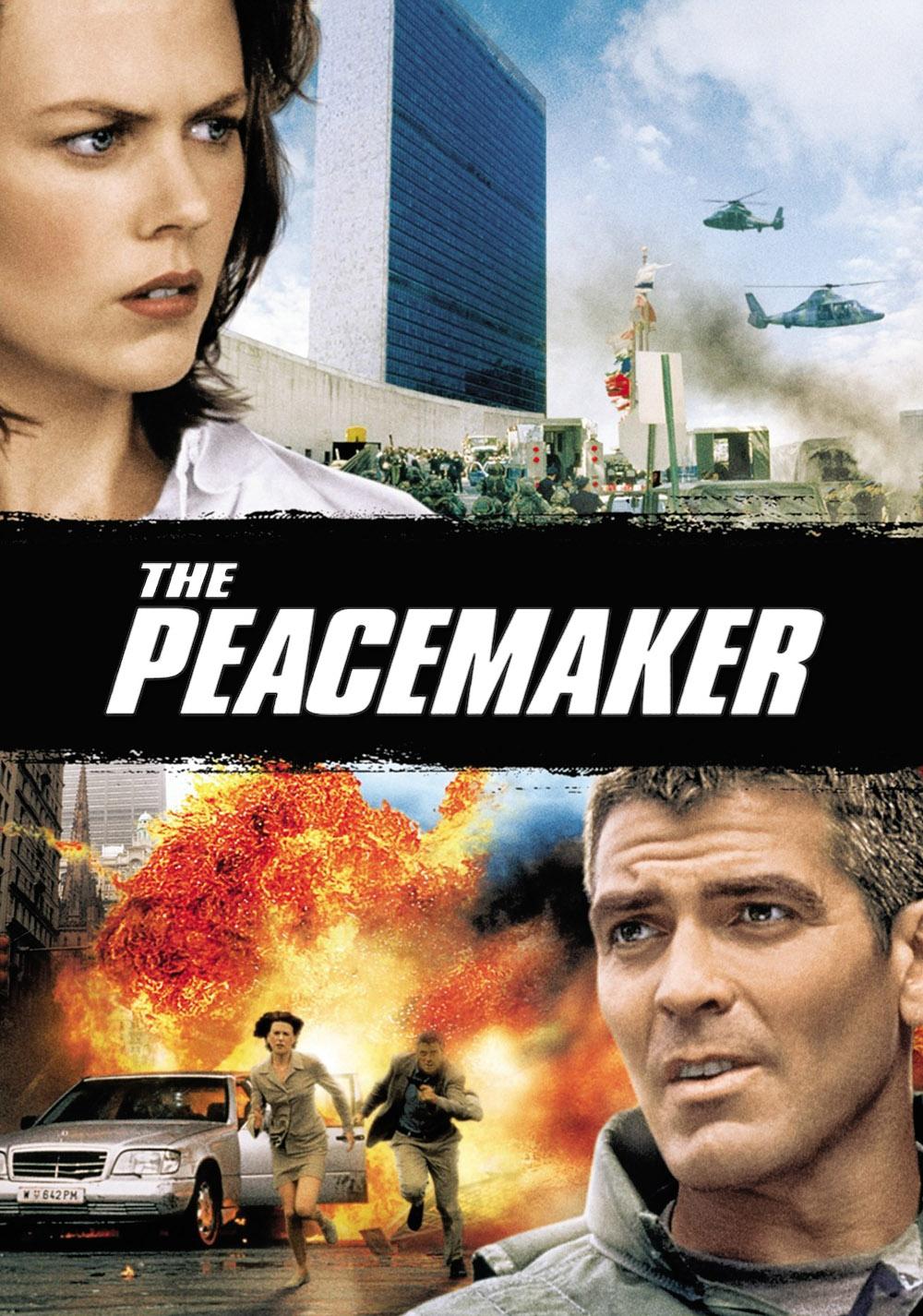 The Peacemaker (1997) พีซเมคเกอร์ หยุดนิวเคลียร์มหาภัยถล่มโลก