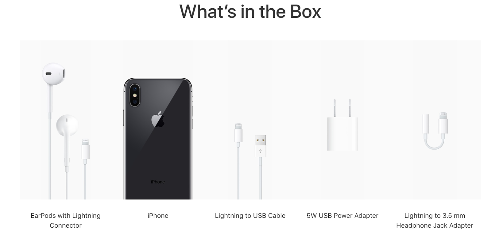 will apple ship wireless charger inside the box iphone 8. Black Bedroom Furniture Sets. Home Design Ideas