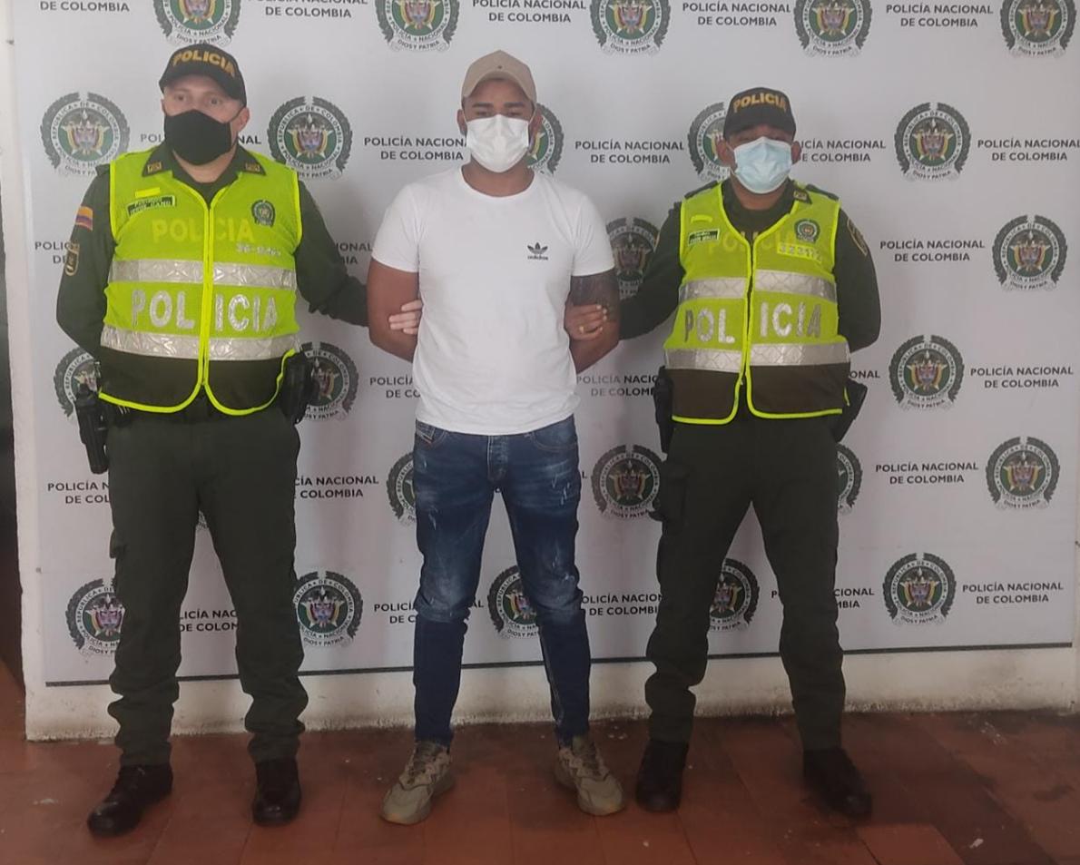 hoyennoticia.com, 'Preso' en Ocaña es detenido en Rio de Oro