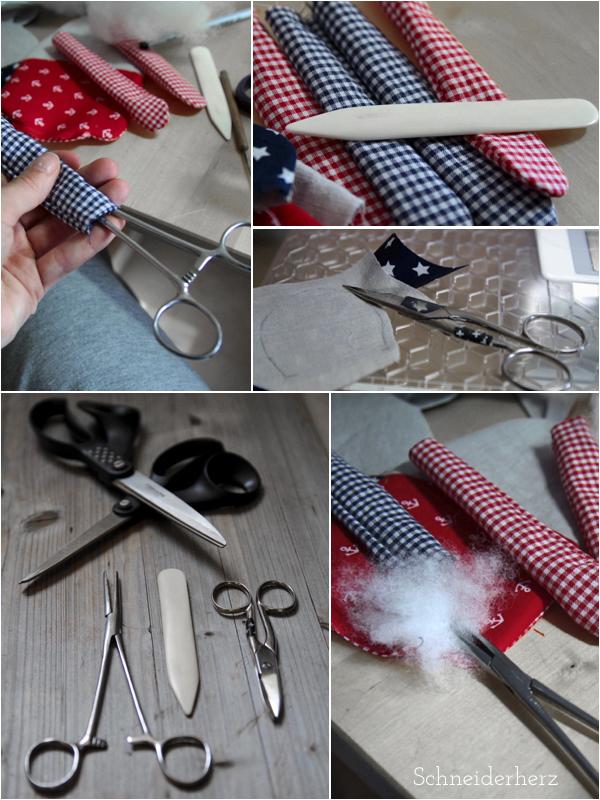 Praktische Helfer Nähen DIY