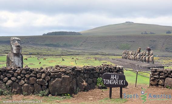 Entrada a Ahu Tongariki de southamerica.cl