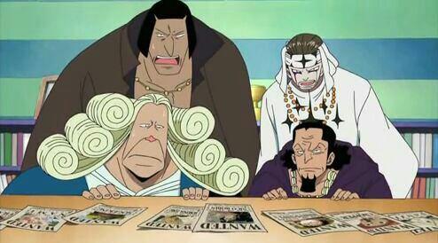 Pell, Chaka, Igaram dan Raja Cobra One Piece