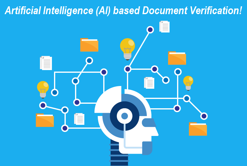 Artificial Intelligence (AI) based Document Verification