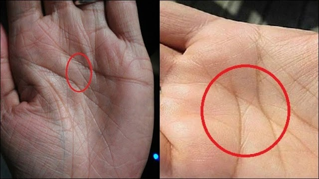 Do You Have Letter X on Your Palm? Only 3% of the World Has It