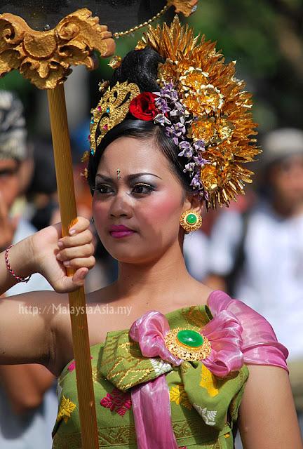 Indonesia Jembrana Tribe