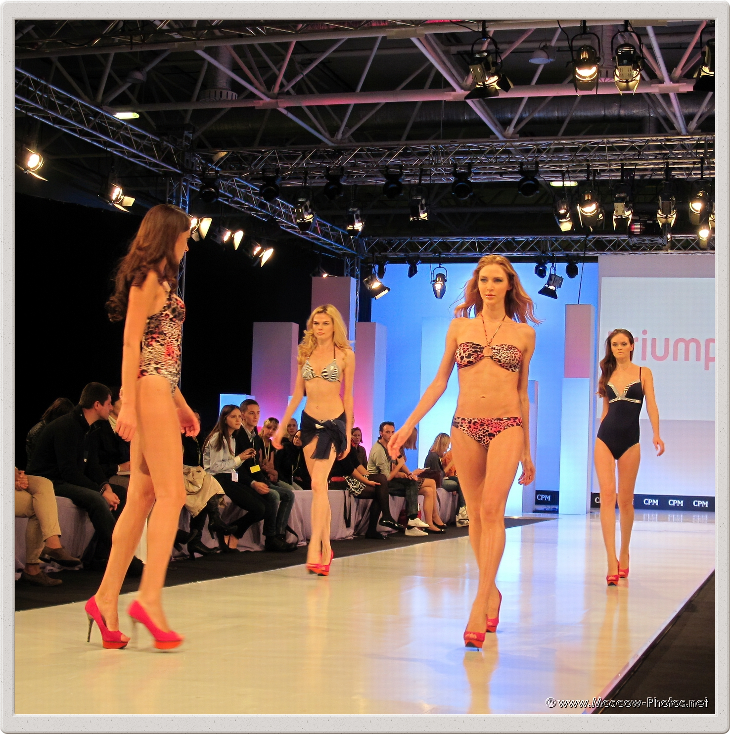 Collection Premiere Moscow - Lingerie Fashion Show