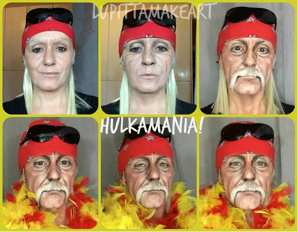 Lucia Pittalis faz maquiagens impressionantes e realistas de personagens famosos!