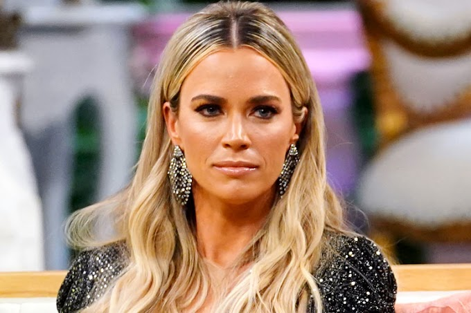 Teddi Mellencamp Arroyave Addresses Backlash About Her 'All In by Teddi' Program And Explains Why Participants Are Required To Sign NDAs!