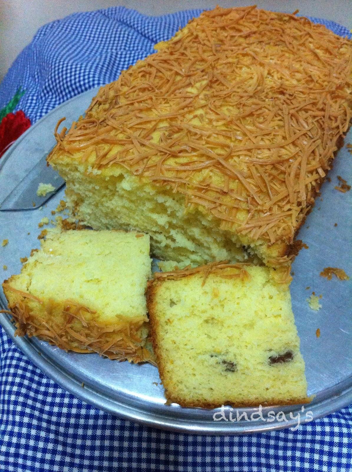 Dindsay Cake Tape Keju
