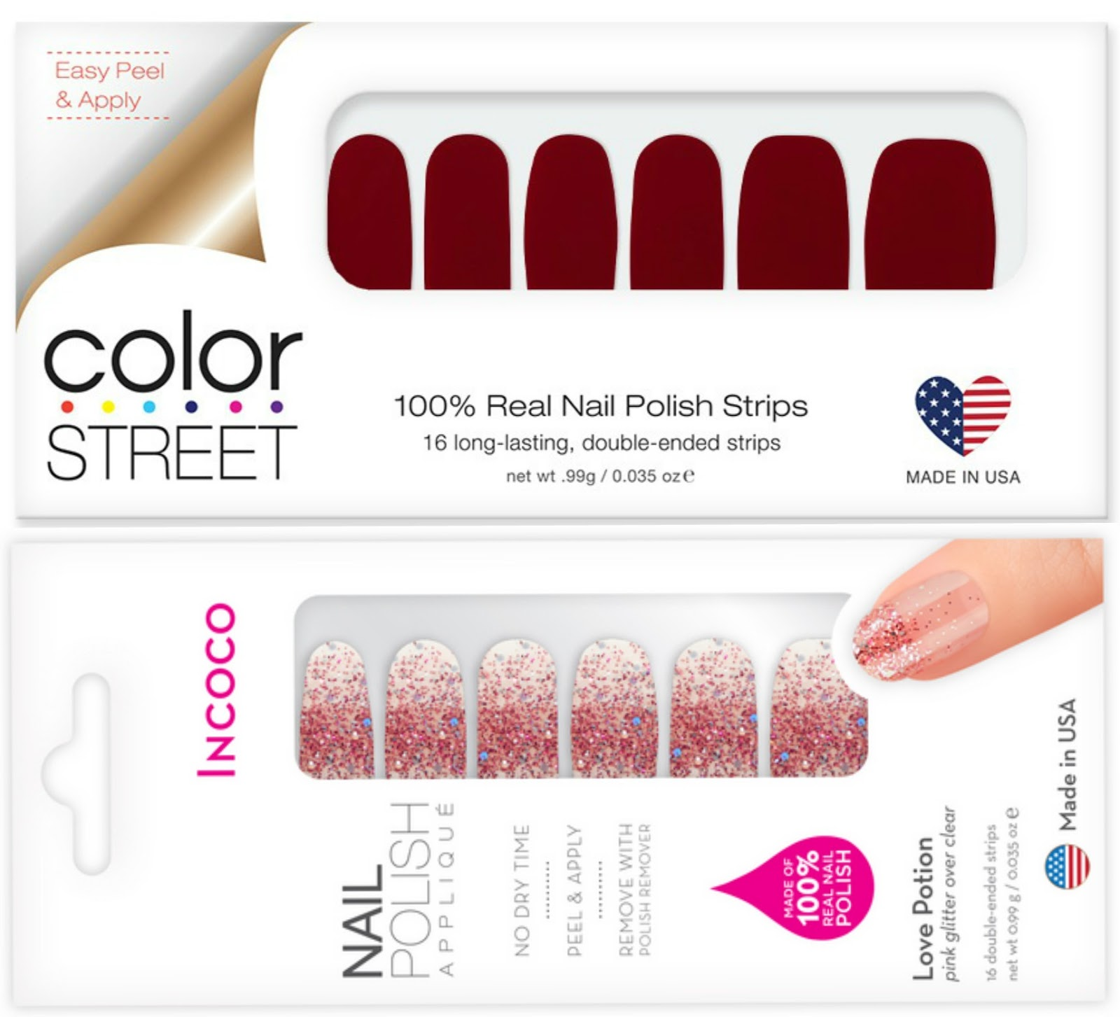 Beauty Blog by Angela Woodward: Color Street Exposed