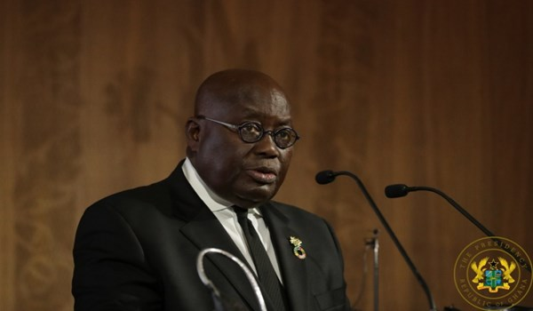President Akufo-Addo Reassigns Two Ministers