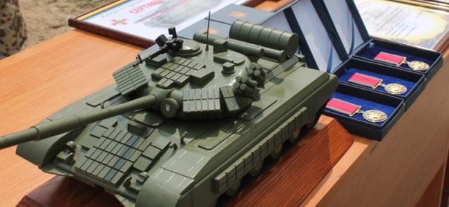 кращий танковий взвод