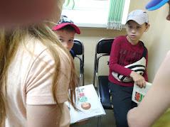 Дети читают школьный лагерь Фантазёры СШ №74 бібліотека-філія №4 М.Дніпро