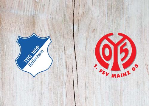 Hoffenheim vs Mainz 05 -Highlights 24 November 2019