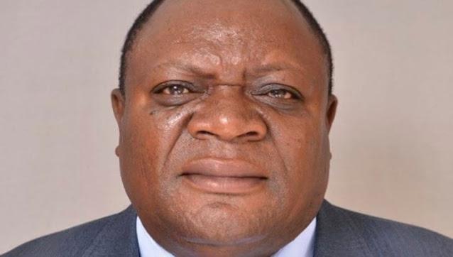 Matungu MP late Justus Murunga photo