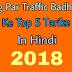 Blog Par Traffic Badhane Ke Top 5 Tarike In Hindi - 2018