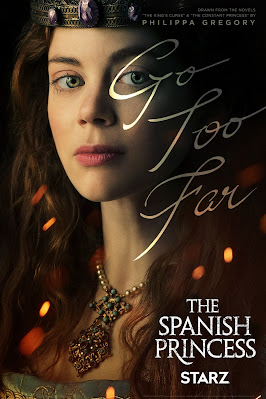 The Spanish Princess poster