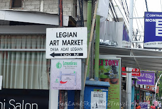 庫塔購物街, kuta, JL Legian