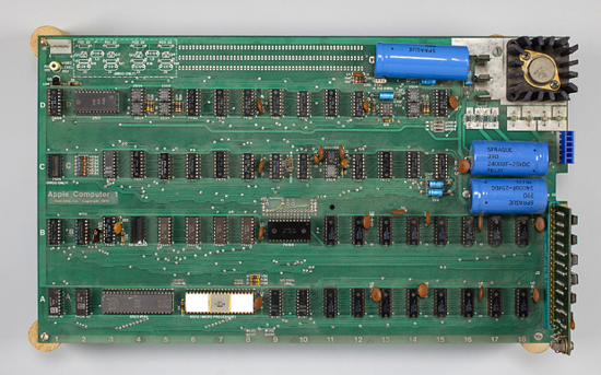 Apple-1 front
