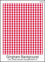 ODBD Gingham Background
