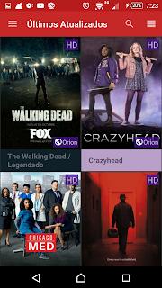 Assistir Filmes e séries no celular