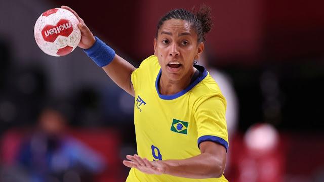 'Pratas da casa'; Depois de Rayssa Leal, Maranhão vibra com atuação de Ana Paula, nas Olimpíadas
