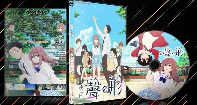 Koe no Katachi   Cover DVD   MEGA