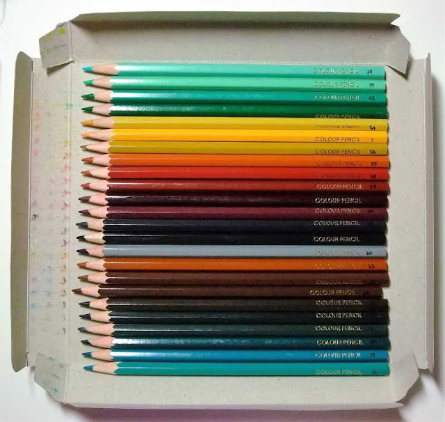 Bianyo 72 colored pencils_No.3