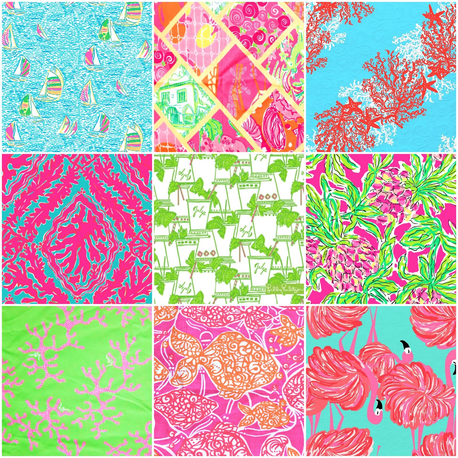Relatively Sweet Tea Jubilee: Most Popular Lilly Pulitzer Prints DF56