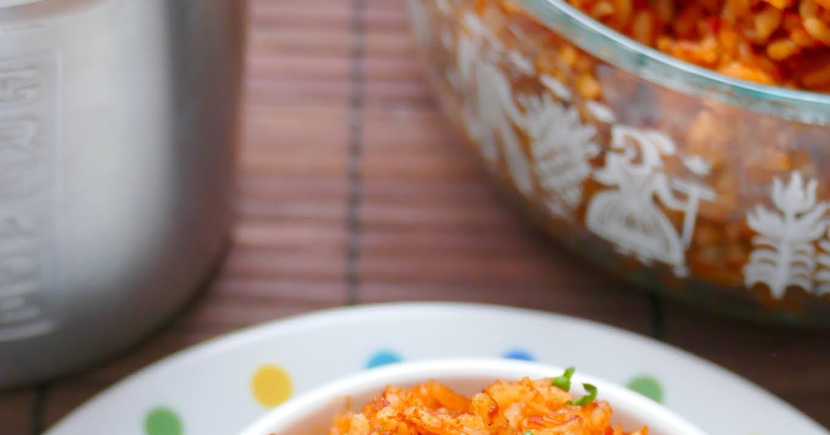 Hot Eats And Cool Reads Southern Bacon Red Rice Recipe
