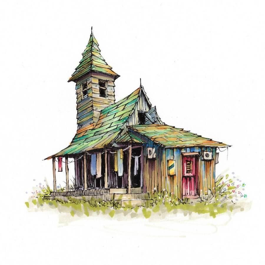 03-Cabin-with-copper-roof-Brian-brejanz-www-designstack-co