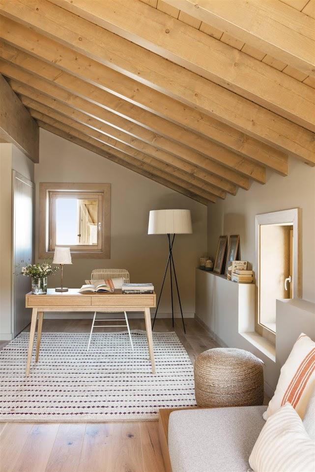 Aprovecha el momento de diseñar tu oficina en casa 4