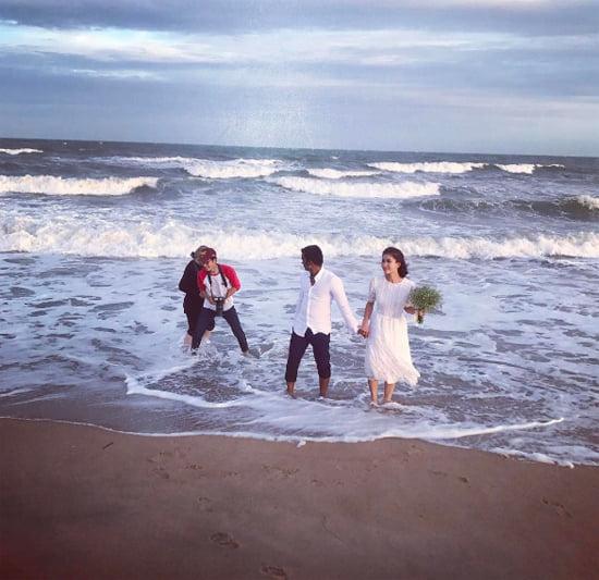 Lộ ảnh cưới của diễn viên Nguyệt Ánh và ông xã Ấn Độ - 13