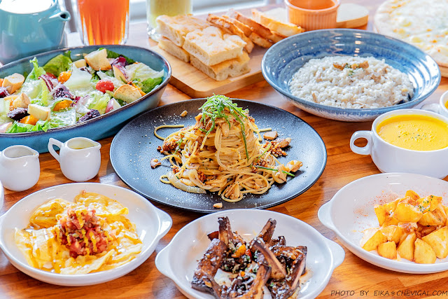 MG 8292 - 熱血採訪│台中清新森林系餐廳,多國人氣蔬食料理好美味,假日容易客滿建議先訂位