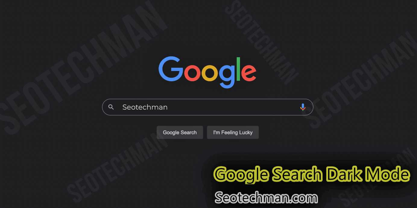 Google Penelusuran A/B Menguji Mode Gelap di Desktop Layar Penuh
