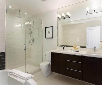Mẹo bố trí đèn nhà vệ sinh hợp lý, đảm bảo nguồn sáng tốt nhất
