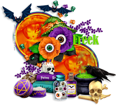 ???CT for Freeks Creations??? What a Witch