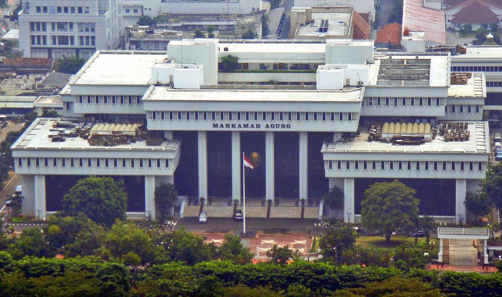 Kantor Mahkamah Agung Republik Indonesia