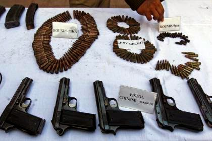 GJM under scanner after arms seizure along Assam-Bengal border