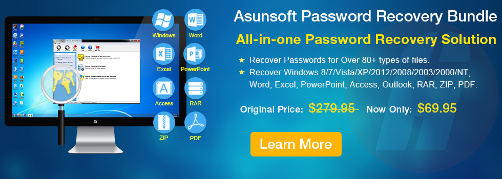asunsoft excel password remover crack
