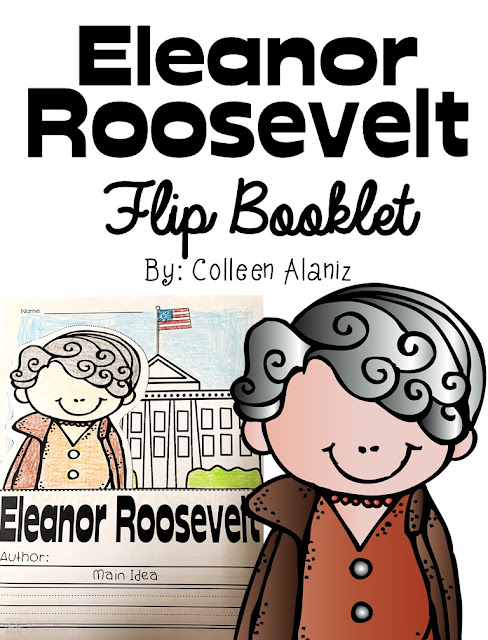 https://www.teacherspayteachers.com/Product/MyView-Eleanor-Roosevelt-5322232