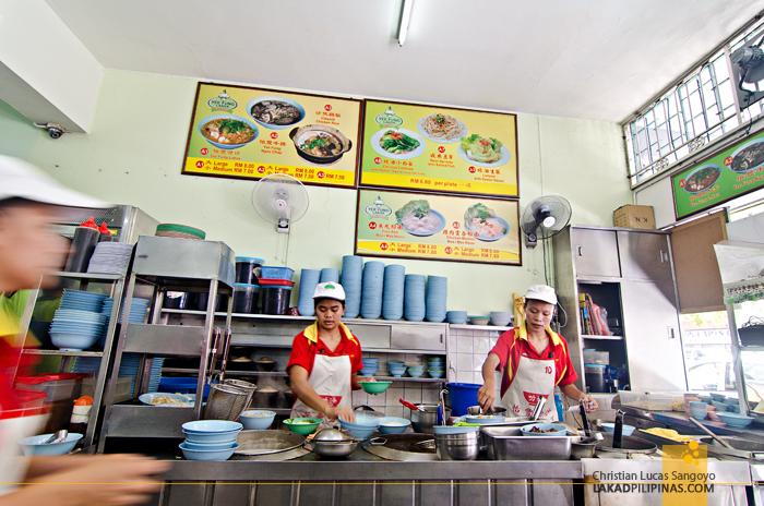 Kota Kinabalu Yee Fung Restaurant