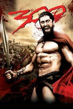 300 Torrent – BluRay 720p/1080p Dual Áudio